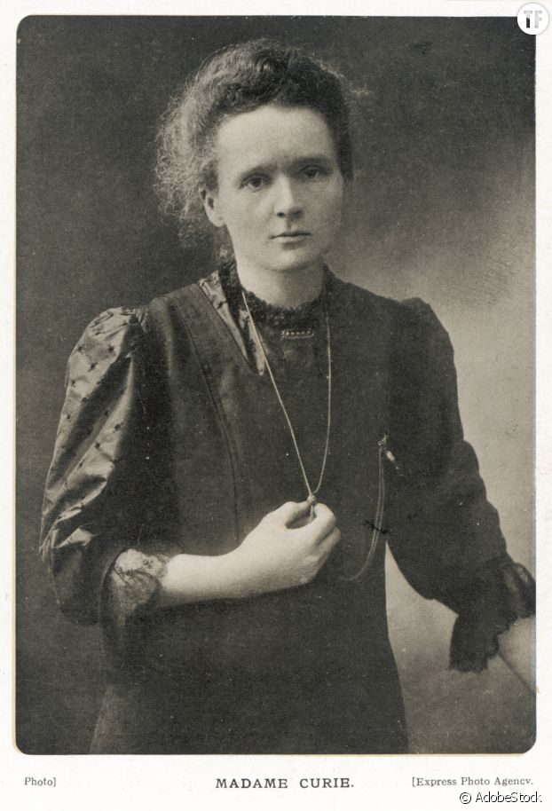 Marie Curie, toujours aussi populaire.