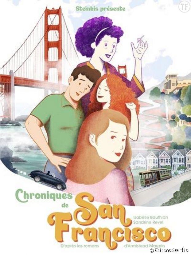"""""""Les chroniques de San Francisco"""""""
