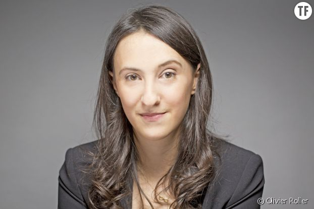 L'autrice et avocate Céline Marcovici.