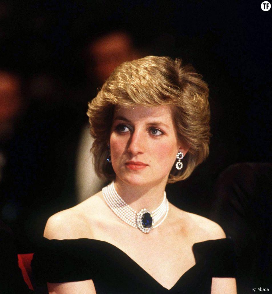 Lady Diana, icône de royauté et de mode.