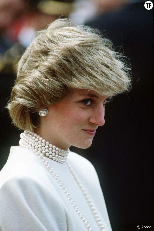 Les looks fashion de la princesse Lady Diana.