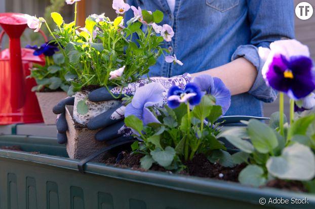 Quand le bien-être vient du jardinage.