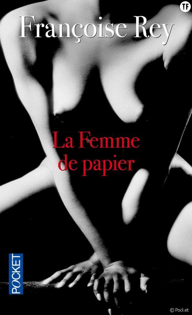 """""""La femme de papier"""", autre monument de l'érotisme français."""