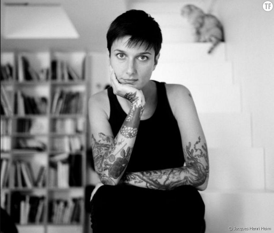 """La réalisatrice porno Olympe de G se lance dans une """"grève de l'hétérosexualité"""""""