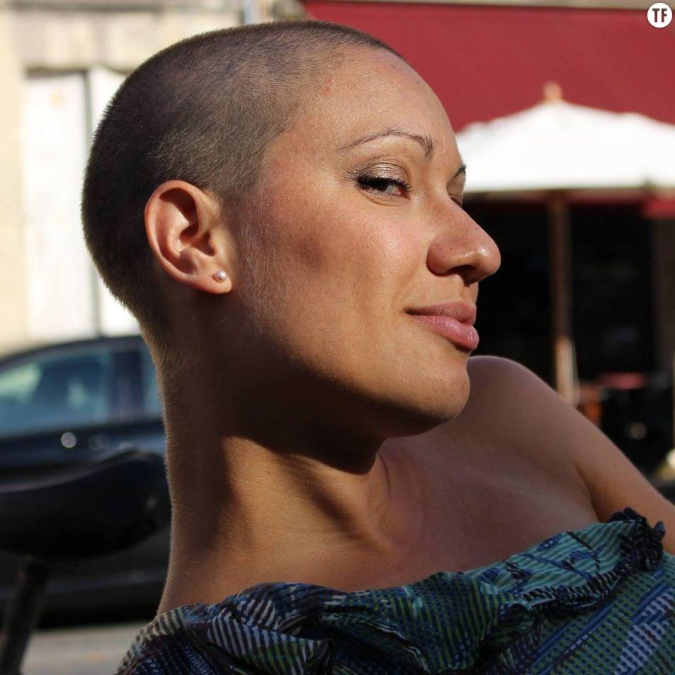 Aurélie Marchi s'est rasé la tête : elle raconte son expérience