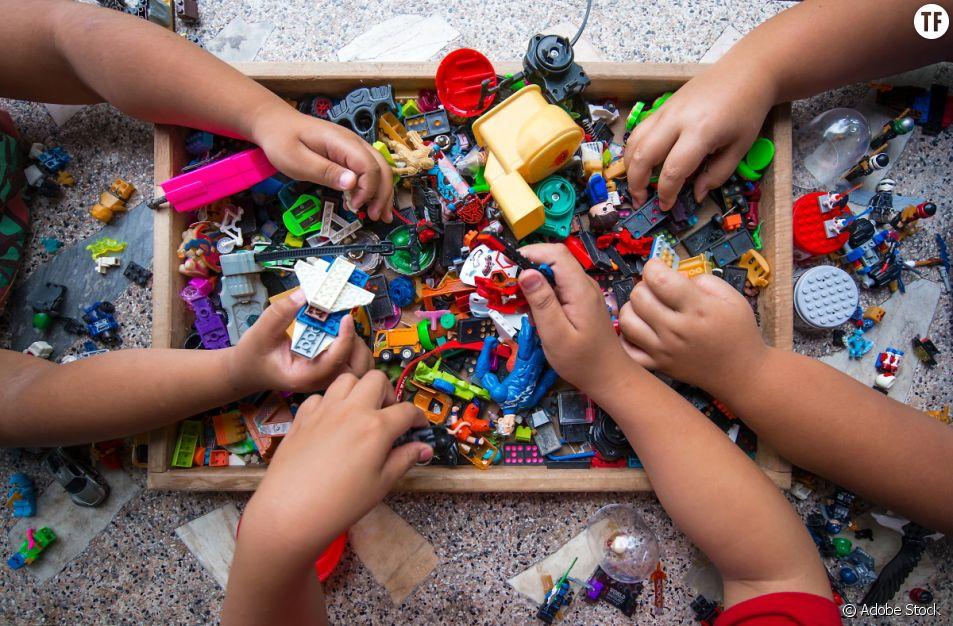 Les Lego de vos enfants sont ils féministes ?