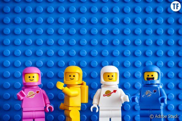 Quid des stéréotypes de genre dans les Lego ?