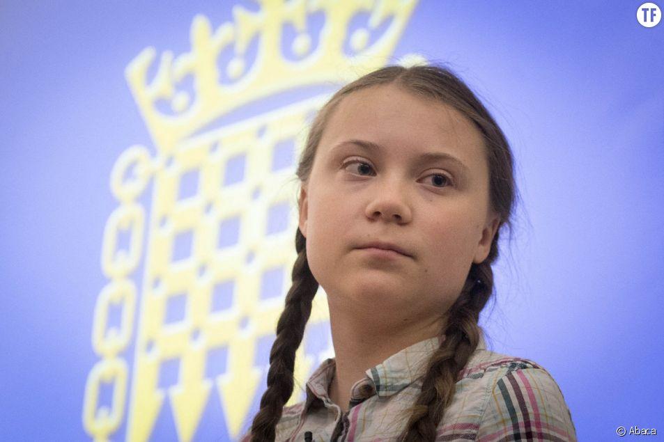 Greta Thunberg alerte sur l'inégal accès aux vaccins.