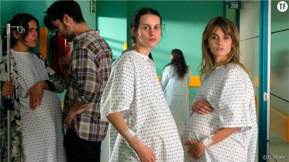 """Madres paralelas"", le nouveau film de Pedro Almodovar"