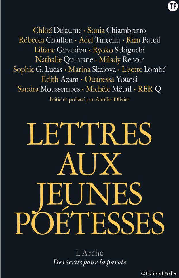 """""""Lettres aux jeunes poétesse"""", livre collectif pour guider les poétesses de demain."""