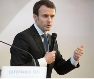 Emmanuel Macron : c'est hot avec Cyrille Eldin - vidéo