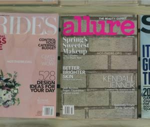 Les femmes disparaissent des Unes des magazines dans le cadre de la campagne #Nothere