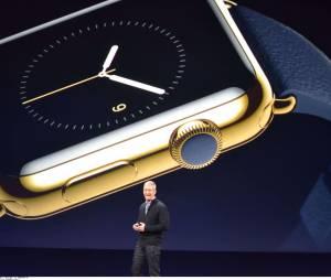 Présentation officielle de l'Apple Watch par Tim Cook le 9 mars 2015