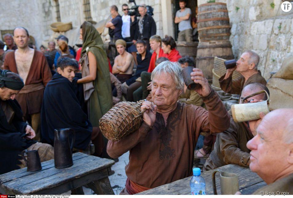 Tournage de la saison 5 de Game of Thrones en Croatie