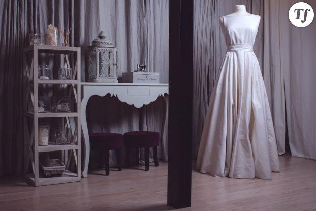 Le showroom Marie Laporte à Paris