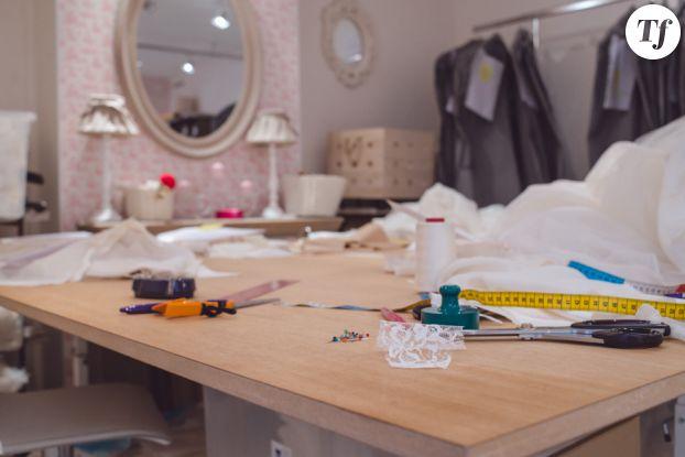 L'atelier Marie Laporte à Paris
