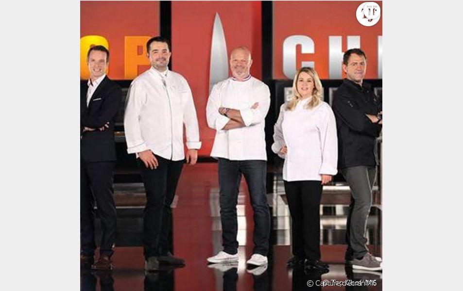 Les membres du jury de TOP chef 2015 se sont prêtés au jeu de la guerre des restaurants.