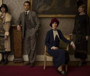 La série Downton Abbey