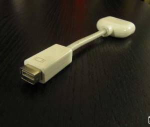 adaptateur mini DVI vers VGA  sur leboncoin.fr