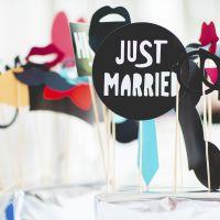 photobooth de mariage accessoires diy comment faire. Black Bedroom Furniture Sets. Home Design Ideas