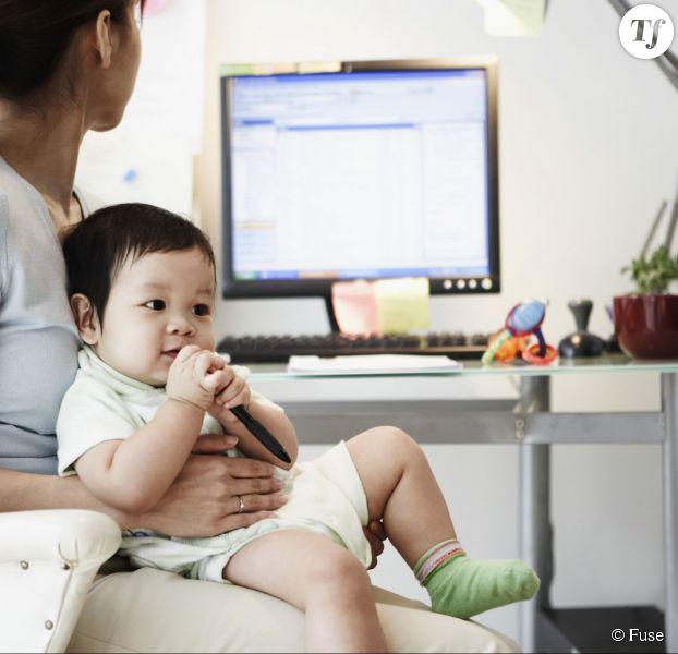 La maternité reste un frein à la carrière de la majorité des femmes interrogées.