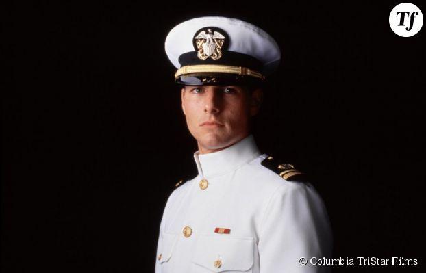 Tom Cruise en uniforme dans Des hommes d'honneur.