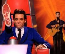 """The Voice 2015 : Mika accusé de plagiat pour son nouveau single """"Talk about You"""""""