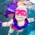 Les bébés nageurs, ces superhéros...