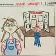 L'as de la chimie par Angie.