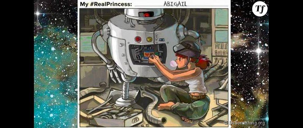 L'ingénieur d'Abigail.