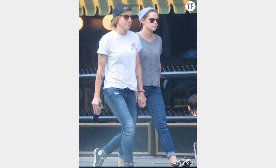Kristen Stewart et Alicia Cargile