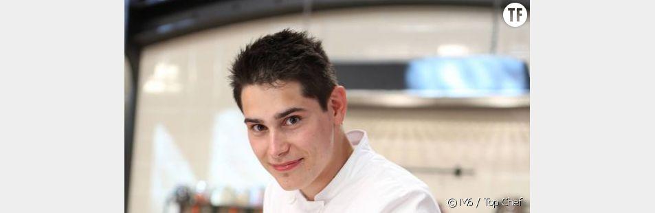 Xavier veut exclusivement se concentrer sur sa carrière de cuisinier.