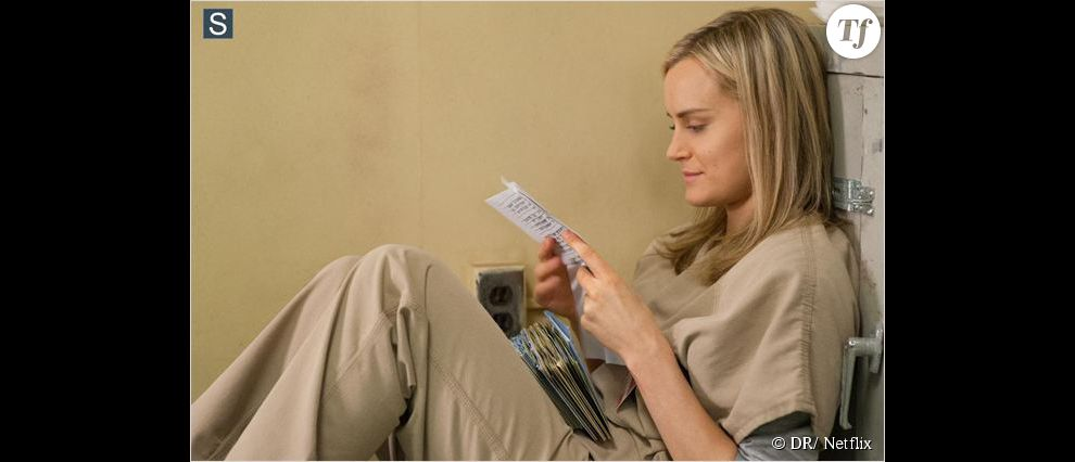 "Piper dans ""Orange is The New Black"""