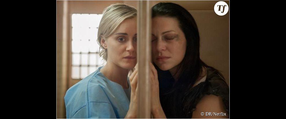 """Piper et Alex dans la saison 3 d'""""Orange is The New Black"""""""