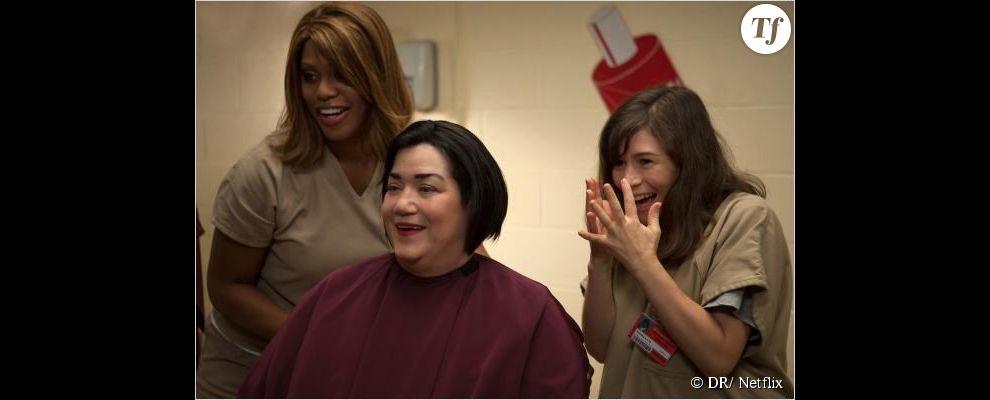 """Sophia, Boo et Lorna dans la saison 3 d'""""Orange is The New Black"""""""