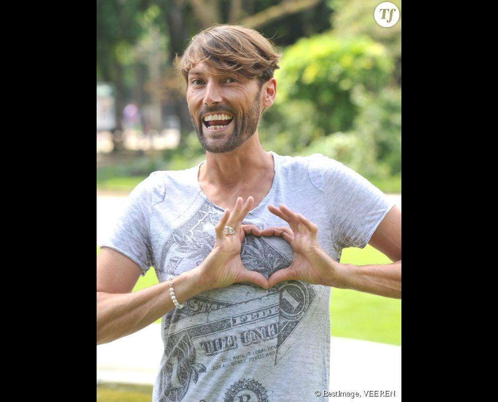 """Laurent Kerusore, parrain de l'evenement """"Europride 2013"""" sur Marseille"""