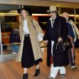 Johnny Depp et sa chérie Amber Heard