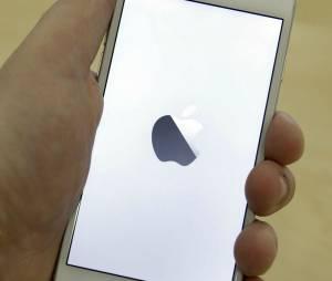 Un iPhone 6 en pleine utilisation