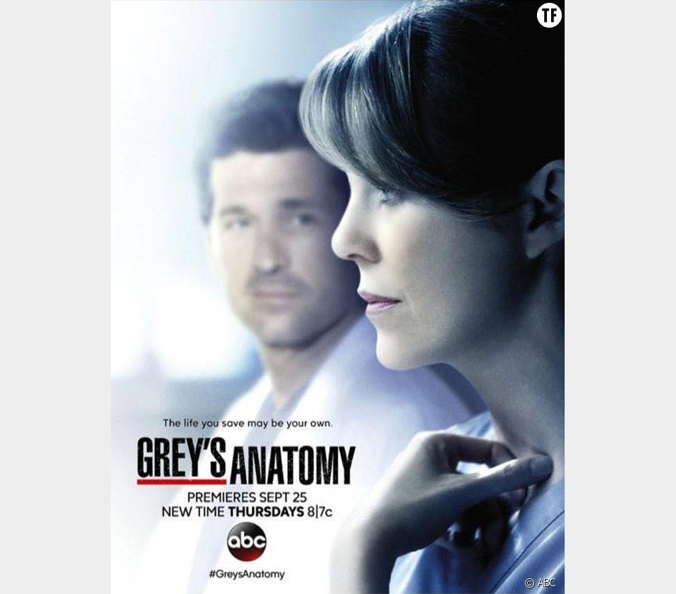 Poster de la saison 11 de Grey's Anatomy