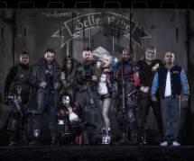 Suicide Squad : découvrez une première photo du casting en costumes