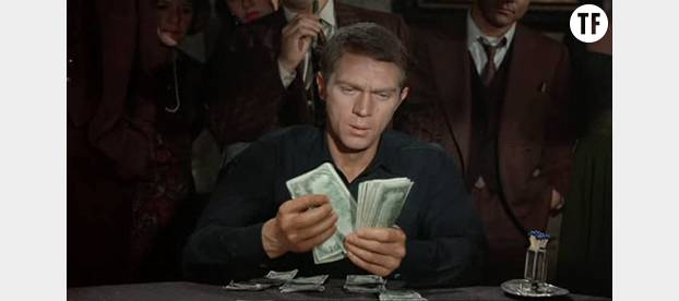 Le problème avec le poker, c'est que c'est quitte ou double