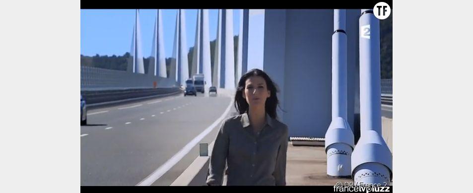 """Marie Drucker présente """"Nous"""" sur France 2"""