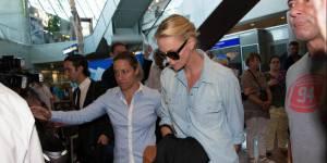 Charlize Theron : son garde du corps à Cannes est une championne française de boxe !