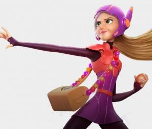 Honey Lemon, l'une des héroïnes du dessin-animé Big Hero 6