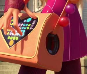 Le sac de l'héroïne Honey Lemon du dessin-animé Big Hero 6 ou Les nouveaux héros