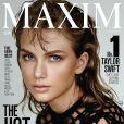 Taylor Swift : personnalité féminine la plus sexy de 2015 pour le magazine Maxim