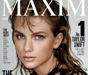 Taylor Swift : élue femme la plus sexy du monde par le magazine Maxim