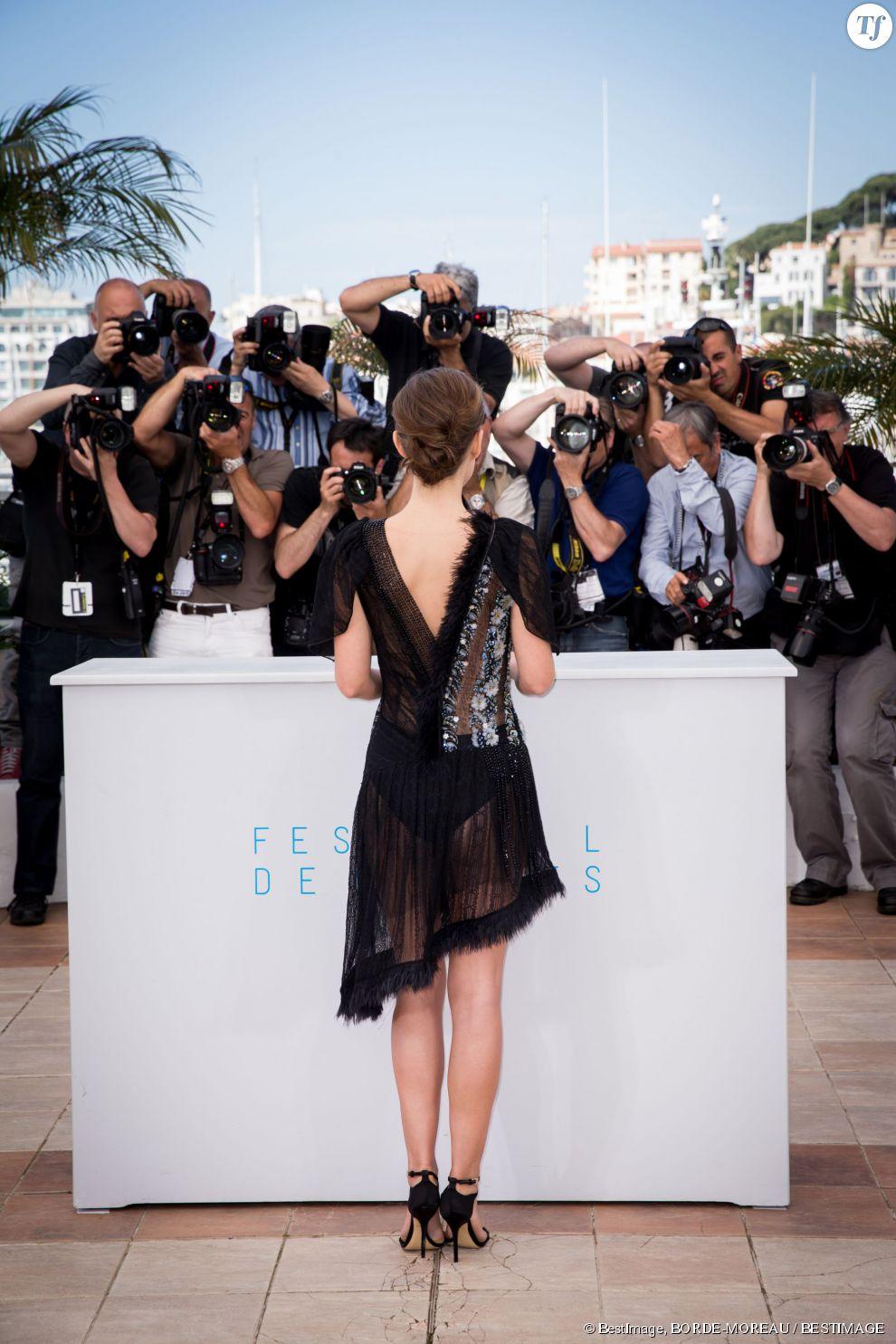 La robe olé-olé de Natalie Portman