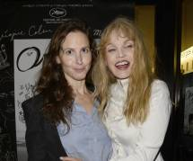 BHL : sa fille Justine Levy très proche d'Arielle Dombasle