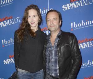 Justine Lévy et Patrick Mille